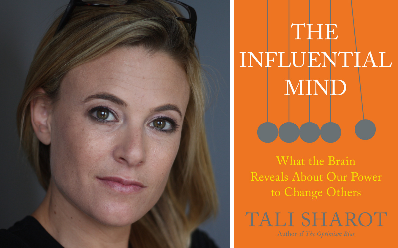 CM 105: Tali Sharot On How To Change Someone's Mind
